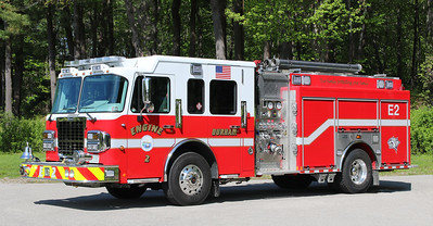 Engine 2.  2017 Spartan / Marion.  1500 / 750