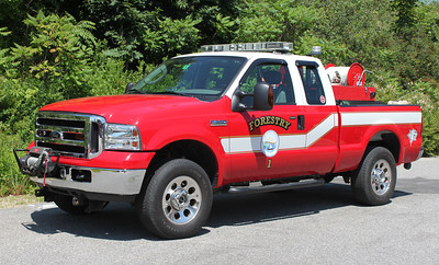 Forestry 1 2007 Ford F-350 120/200
