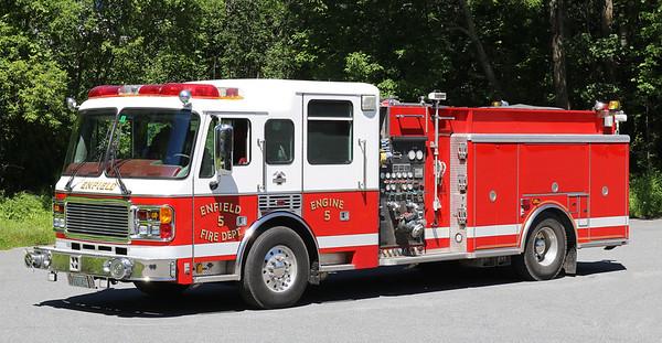 Engine 5   2001 American LaFrance   1250 / 1500