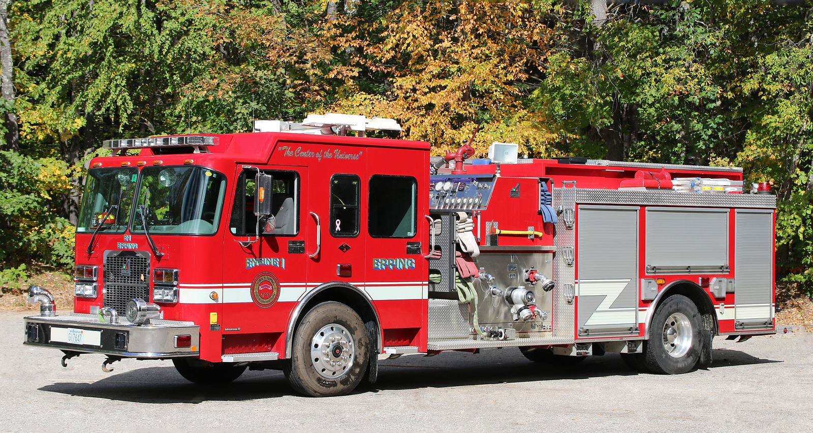 Engine 1   2004 Spartan / Smeal   1500 / 1000