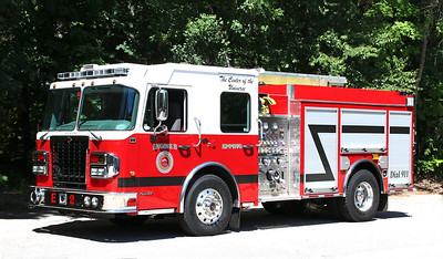 Engine 2.  2010 Spartan Metro / Valley   1500 / 1000
