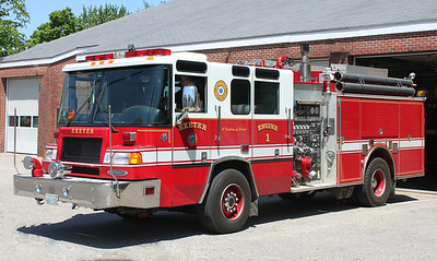 Engine 1 1997 Pierce Quantum 1500/1000