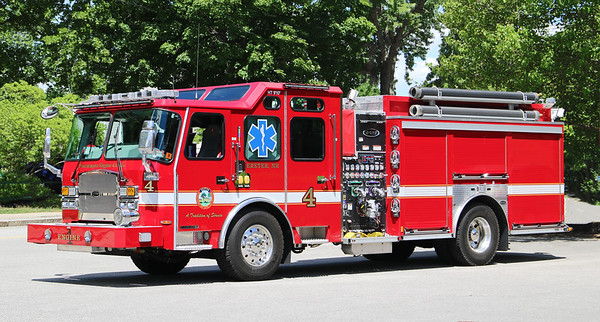 Engine 4.  2019 E-One Typhoon.  1500 / 780 / 20F