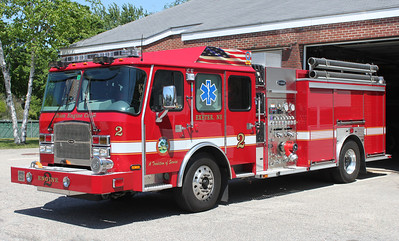 Engine 2 2010 E-One Cyclone 1500/780
