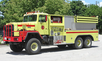 Tanker 3 International / KME 6x6 500 / 3000
