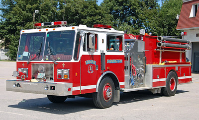 Engine 1 1991 KME 1250 / 1500