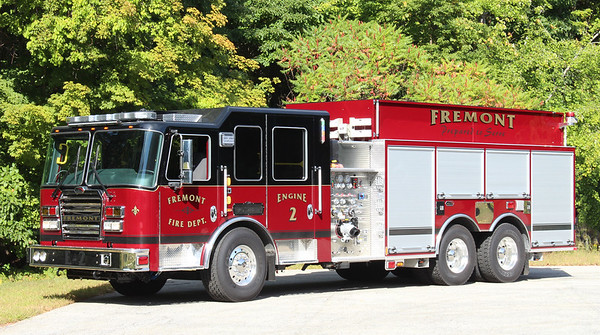 Engine 2   2016 KME Panther   1250 / 2800