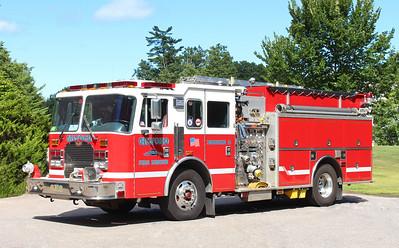 Engine 2   2003 KME   1500 / 1000 / 30F