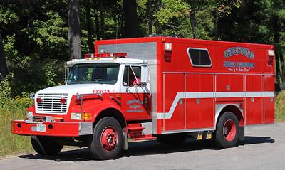 Rescue 1 1992 International / E-One  250 / 300