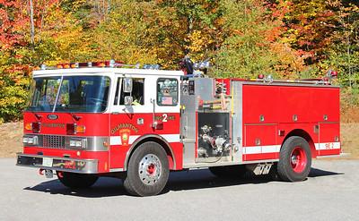 Engine 2   1987 Pierce Dash   1250 / 1000