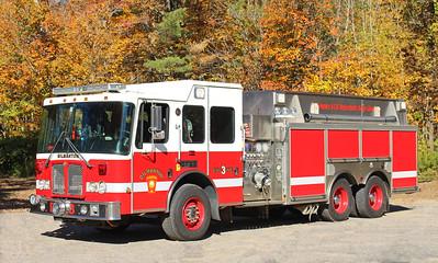 Engine 3   2005 HME / Ahrens Fox   2000 / 2500