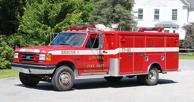 Rescue 1.  1991 Ford Super Duty / PL Custom