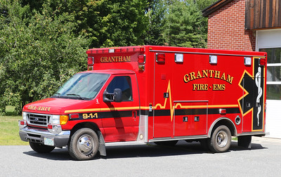 Medic 1   2007 Ford / Road Rescue