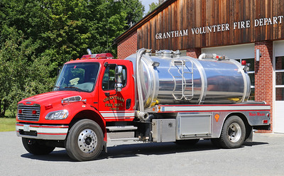 Tanker 1   2007 Freightliner / Southern Fire   2500 Tank