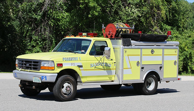 Forestry 1.  1994 Ford F-350 / Reading   250 / 250