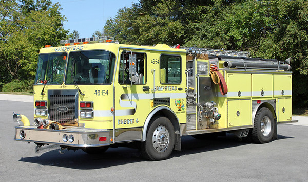 Retired   Engine 4   1992 Spartan / E-One   1250 / 1000