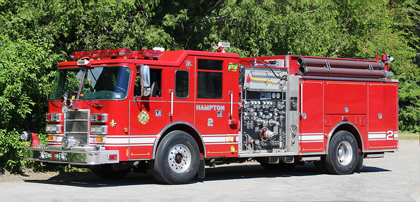 Engine 2.  2000 Pierce Dash.  1750 / 500