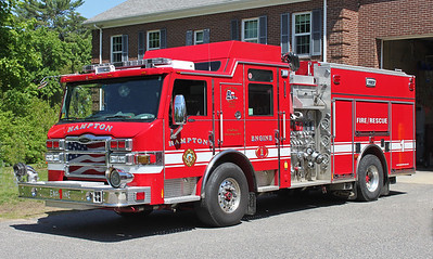 Engine 1 2010 Pierce Velocity 1500 / 1000
