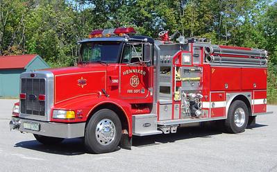 Engine 2  1991 Peterbuilt/E-One