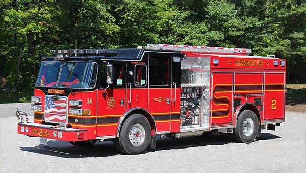 Engine 2   2016 Pierce Arrow XT   1500 / 1000
