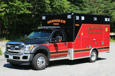 Ambulance 2 2012 Ford / Trauma Hawk