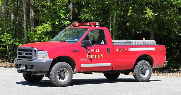 Utility 1.  2004 Ford F-250