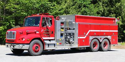 Engine 2   2002 Freightliner FL 112 / American LaFrance.  1500 / 1500