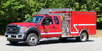 Rescue 1.  2013 Ford F-550 / Dingee   1250 / 300