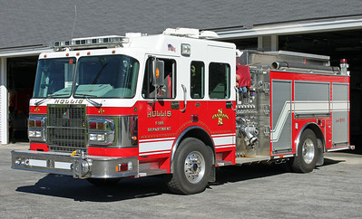 Engine 1 2005 Spartan / Smeal 1500/1000
