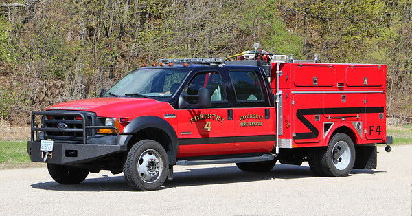 Forestry 4.  2006 Ford F-550 / Utility.  250 / 300