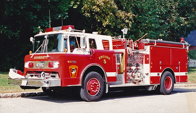 Retired Engine 5.  1987 Ford / FMC   1000 / 750