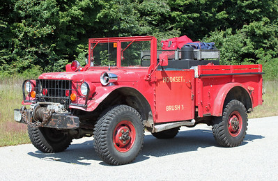 Forestry 3 1963 Dodge Power Wagon 500/250