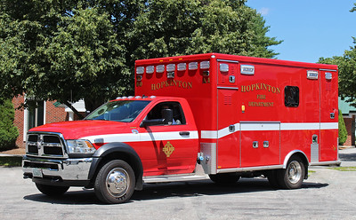 Ambulance 1   2015 Dodge / AEV