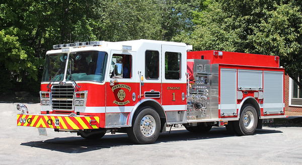 Engine 1   2012 KME Panther   1500 / 1000