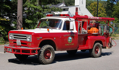 RETIRED  Forestry 1 1970 International 250/300