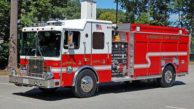 Engine 3 2003 HME/EVM 1250/1850