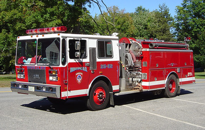 RETIRED  Engine 2 1998 KME 1500/1000