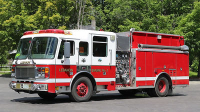 Engine 1   1999 American LaFrance   1500 / 1000