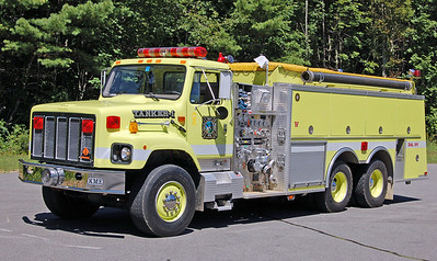 Tanker 1  1995 International/KME  1500/2500