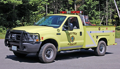 Utility 1  2003 Ford F-350  150 Gallons