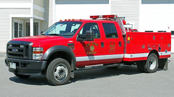 Squad 1  2011 Ford F-550
