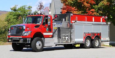 Engine 1.  2013 International / HME   1500 / 3000