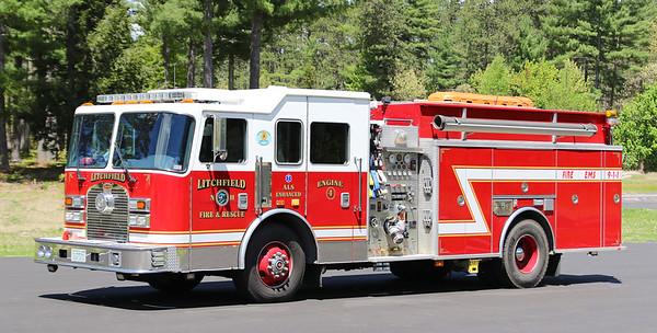 Engine 4.  2001 KME   1250 / 1250