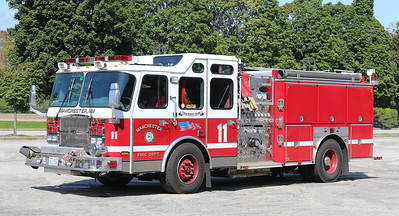 Engine 11   2009 E-One Cyclone   2000 / 750