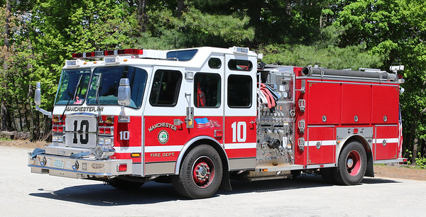 Engine 10.  2011 E-One Cyclone.  2000 / 750