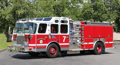 Engine 7   2014 E-One Cyclone   2000 / 750