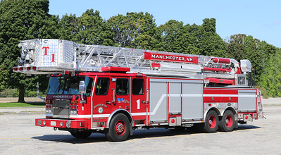 Truck 1   2016 E-One Cyclone   100' Tower