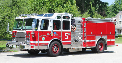 Engine 5.  2014 E-One Cyclone.  2000 / 750
