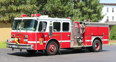 Engine 12.  1990 E-One Cyclone.  1250 / 750