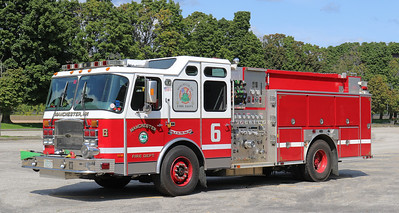 Retired.  Engine 6.  2004 E-One Cyclone   2000 / 750